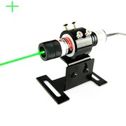 10mW 515nm Forest Green Cross Laser Alignment Review